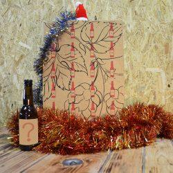 Patientez jusqu'à Noël en dégustant une bière artisanale différente chaque jour, provenant de la Brasserie de la Semène ou d'ailleurs ! Format 24x33cl.