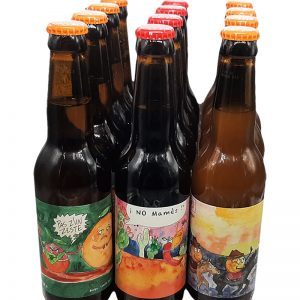 Pack Aventure ! — 12x33cl.